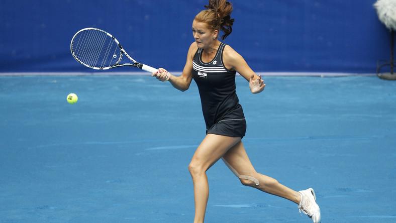 Polka wygrała pierwszy mecz w Madrycie