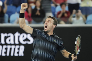 SPEKTAKL! Španac posle ČETIRI SATA velike borbe SLOMIO HRVATA i nastavio san na Australijan openu