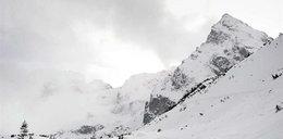 Wysoki stopień zagrożenia lawinowego w Tatrach