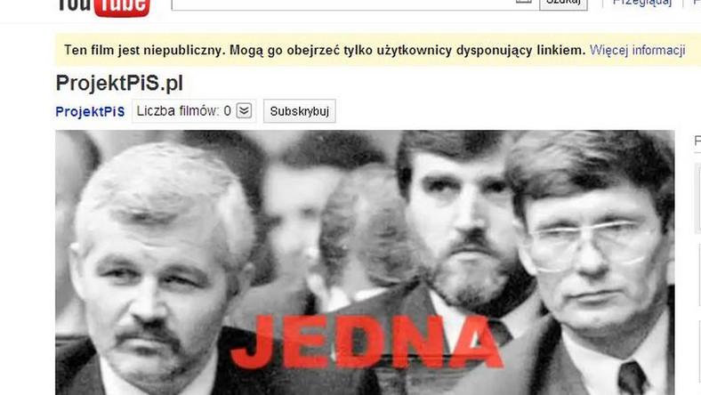 """""""Specjaliści od miraży"""" w nowym spocie PiS"""
