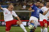 Fudbalska reprezentacija Italije, Fudbalska reprezentacija Poljske