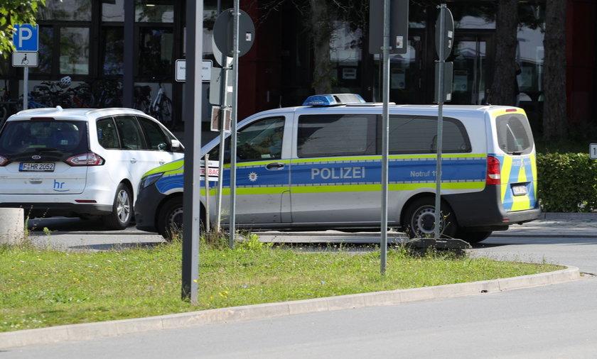 Niemcy. Atak trucizną na uniwersytecie w Darmstadt.