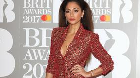Nicole Scherzinger zachwyciła kreacją na gali BRIT Awards. Co za biust!