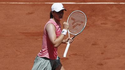 Iga Świątek znów w finale Roland Garros! Tym razem w grze deblowej
