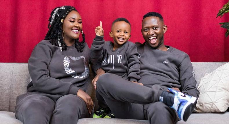 Actor Daddie Marto and Wife Christine Koku Lwanga expecting Baby Number 2