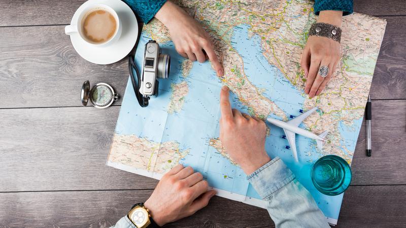 Zaplanuj podróż