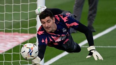 Courtois finally feeling at home ahead of awkward return to Chelsea