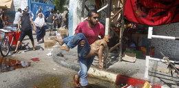 Masakra w szkole. Izrael zbombardował placówkę ONZ