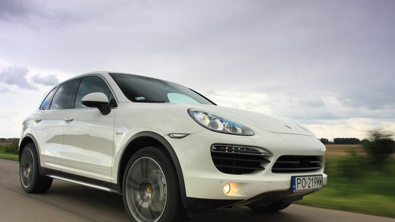 Porsche Cayenne: czy hybryda ma sens?