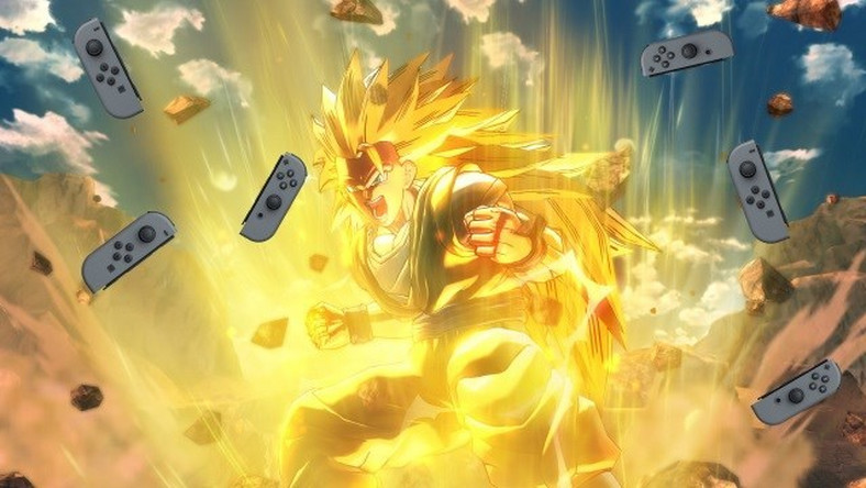 Dragon Ball: Xenoverse 2 trafi na Nintendo Switch