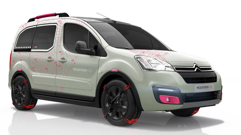 Citroën Berlingo Mountain Vibe