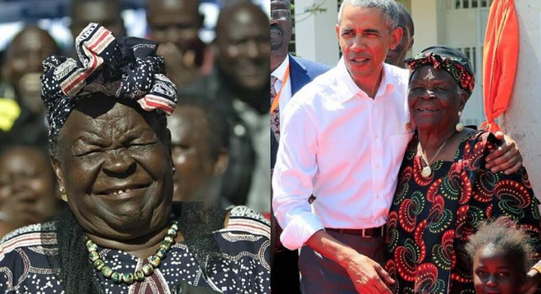 Barack Obama's grandmother Mama Sarah Obama is Dead