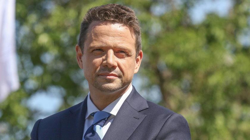 Rafał Trzaskowski o zatrzymaniach w stolicy
