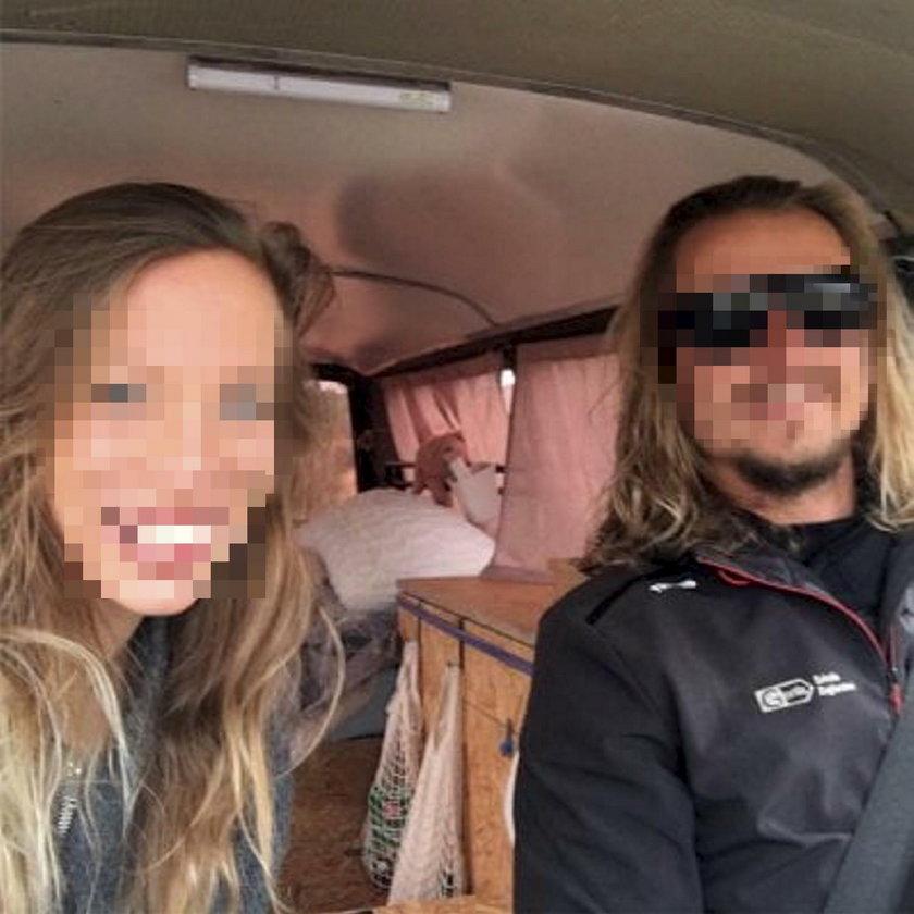 Kim jest kobieta, która płynęła z Piotrem Woźniakiem-Starakiem?