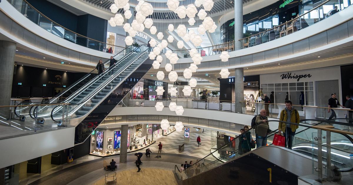 Sklepy Centrum Serenada nowa galeria handlowa w Krakowie