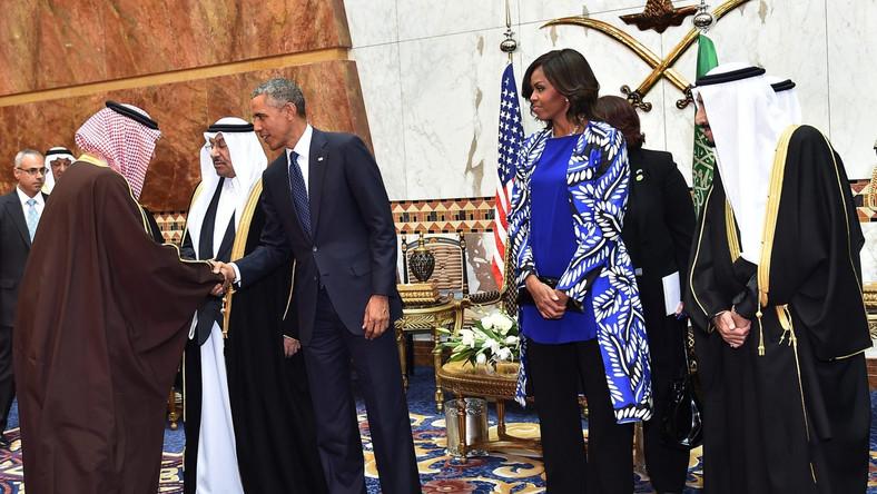 Obama w Arabii Saudyjskiej