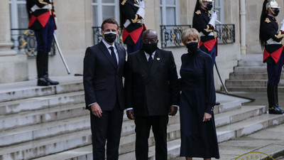 Akufo-Addo begs Europe to cancel Africa's debts