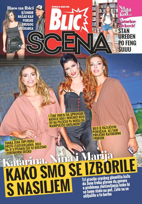 Nova Blic Scena donosi sve detalje borbe tri glumice: 'Kako smo se izborile sa nasiljem!'