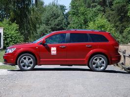 Dodge Journey 2.0 CRD R/T - Voyager spod znaku Dodge'a
