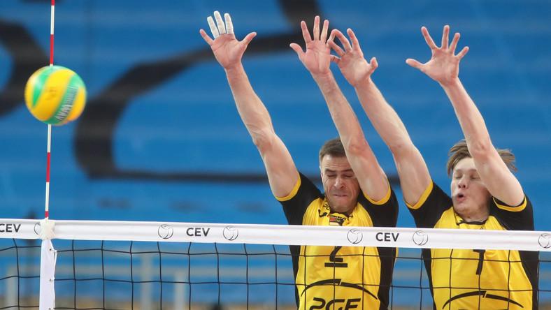 Mariusz Wlazły i Jakub Kochanowski
