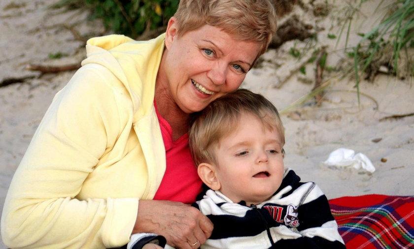 Immcio z babcią