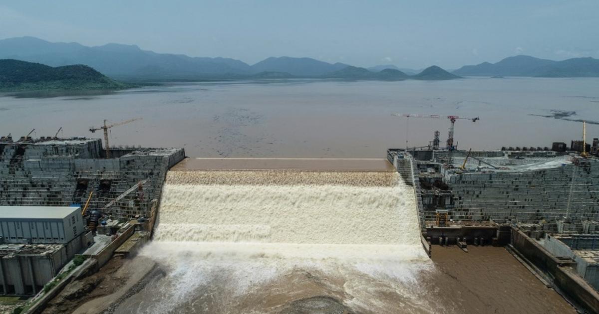 Nile dam mediator S. Africa urges talks to continue ...