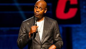Chappelle in The Closer.