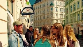 Bezdomni oprowadzają po Wiedniu