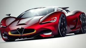 Alfa Romeo Furia - nowy supersamochód?