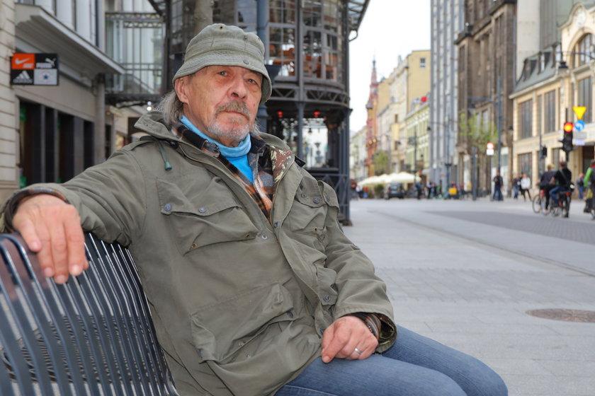 Pan Maciej przez piętnaście lat woził turystów rykszą
