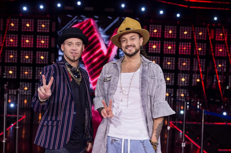 "Tomson i Baron w finale ""The Voice Kids 3"""