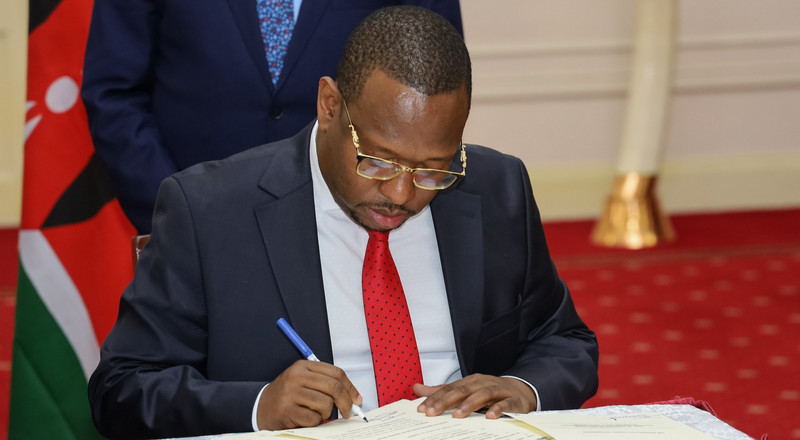 I initiated it after visiting US - Sonko explains how handover deal with National Gov't was hatched