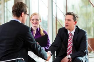 Nie każdy zatrudniony może prowadzić rozmowy, by podpisać porozumienie