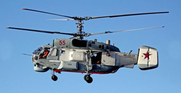 Ruski helikopter