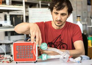 Chrupczalski: Chcemy, by nasze respiratory produkowano w setkach czy tysiącach sztuk [WYWIAD NPBP]