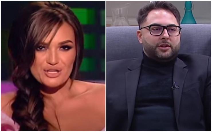 Tamara Milutinović i Saša Nikolić