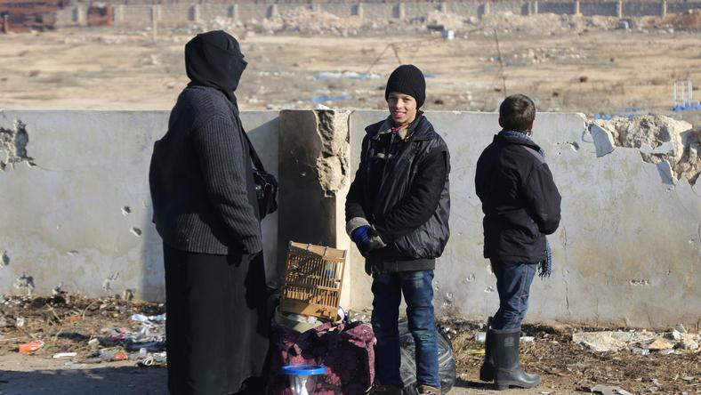 Pierwszych 255 rodzin z Aleppo dotarło do obozów dla uchodźców wewnętrznych, w których pracuje PAH