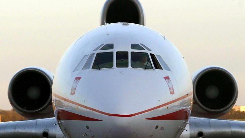 Dobiegł końca remont polskiego Tu-154M w Samarze