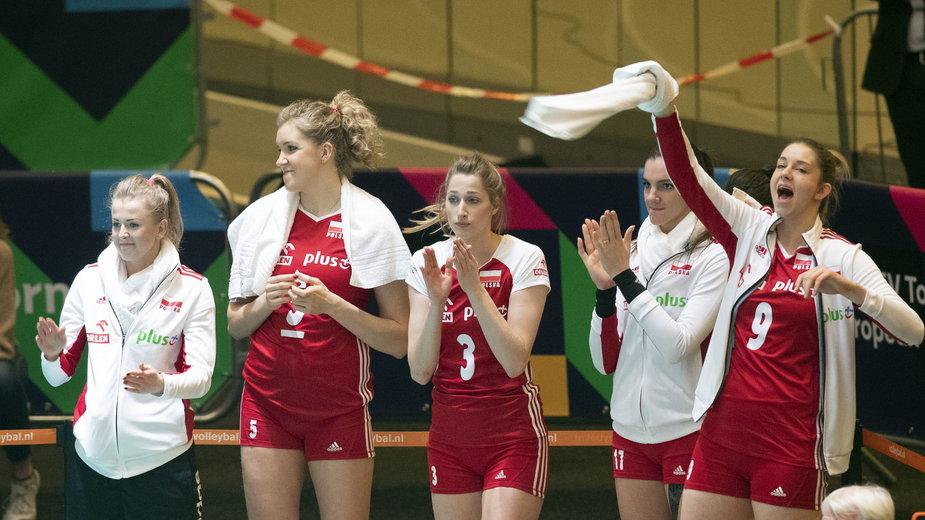 Reprezentacja Polski w siatkówce kobiet