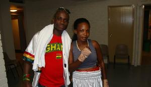'He took all the money from my fights' – Ghanaian female boxer threatens to beat up promoter