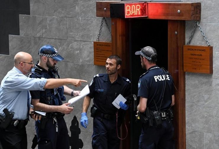 australija policija reuters