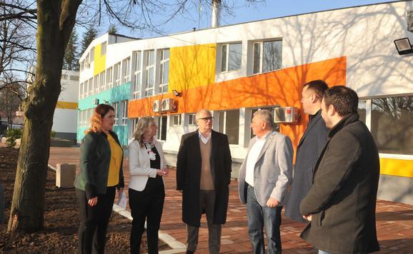Vesić sa saradnicima u Rakovici