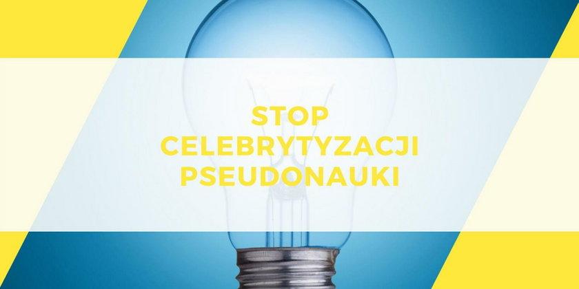 Stop Celebrytyzacji Nauki