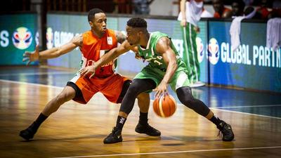 Nigeria's D'Tigers lose first 2019 FIBA World Cup qualification game to Côte d'Ivoire