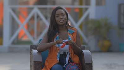 How a young Ghanaian architect is building her dream through crocheting