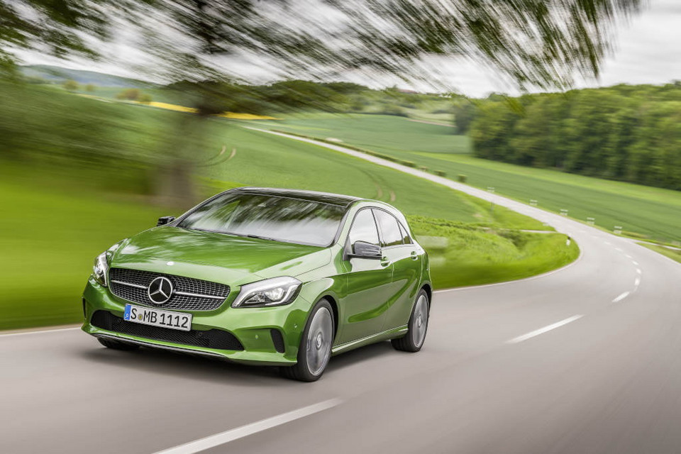 Mercedes-Benz Klasa A: raport TÜV 2019
