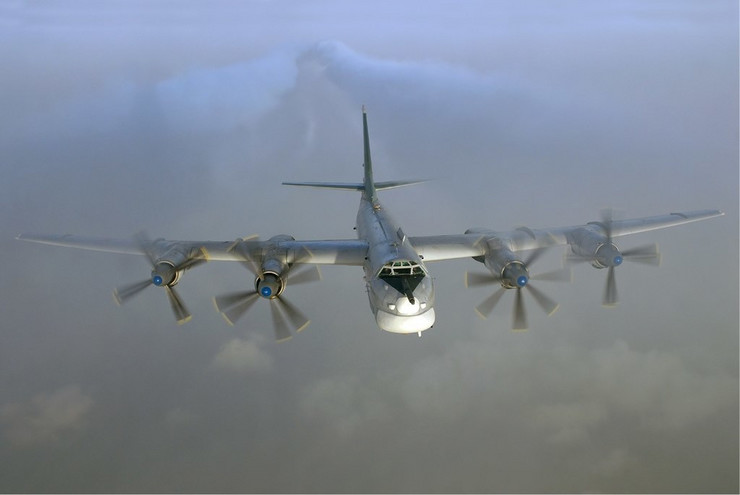 Tupoljev 95 Sergey Krivchikov - Russian AviaPhoto Team