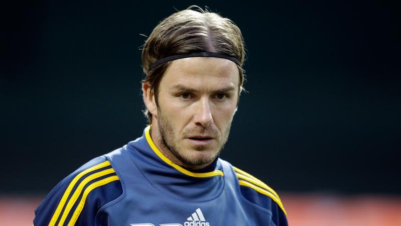 David Beckham (LA Galaxy)