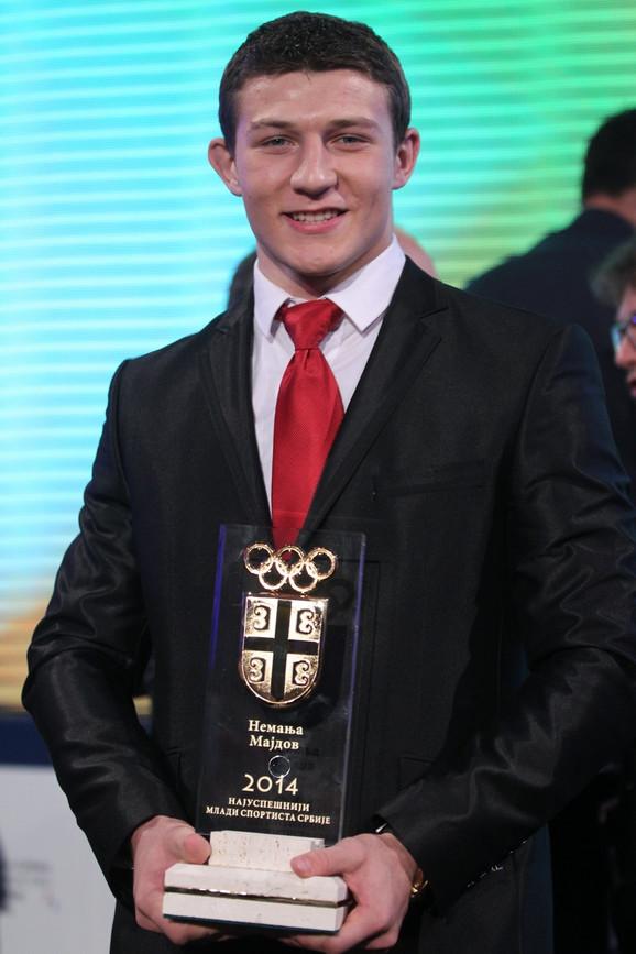 Veliki šampion i veliki čovek: Nemanja Majdov