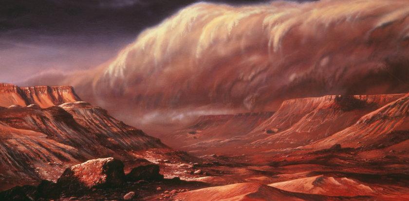 NASA ogłasza rewelacje o Marsie!